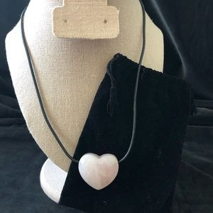 Jay King DTR Rose Quartz Necklace